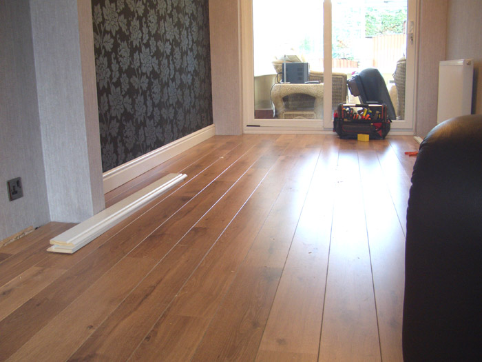 wooden flooring installation image 6