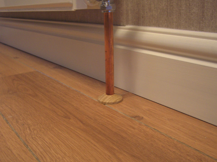 wooden flooring installation image 7